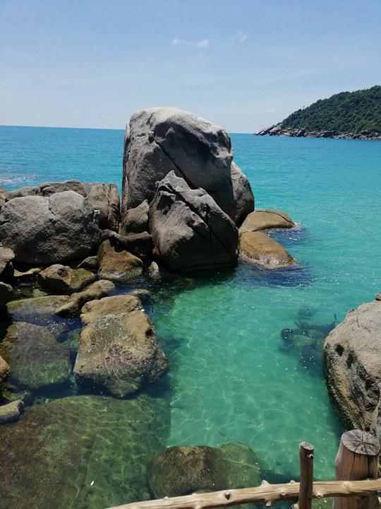 Séjour dans les îles Thailandaises : Koh Phan Gan, Koh Samui, Koh Tao