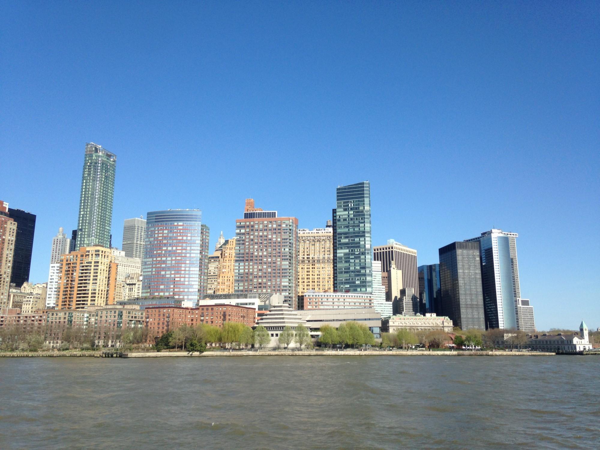 New York riverside quartier Chelsea