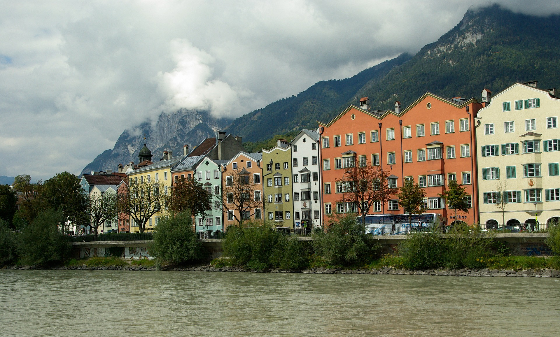 voyage fête de la bière et Tyrol, Innsbruck