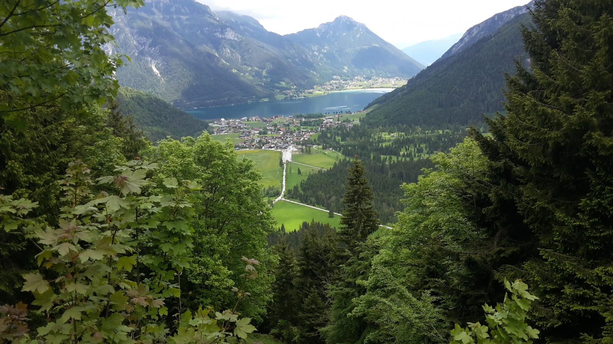 Escapade dans les montagnes du Tyrol - Super Promo !  03 au 07 Septembre 2017