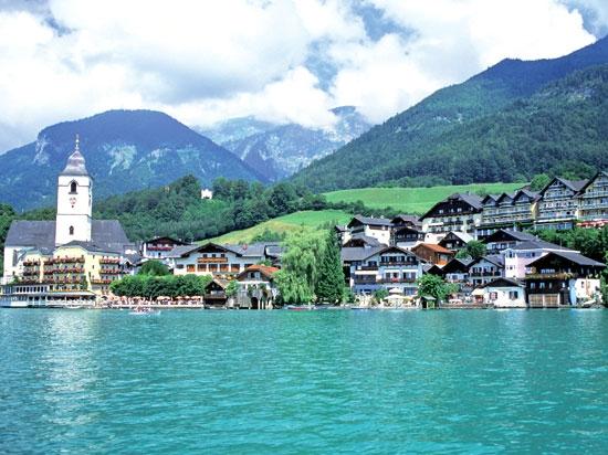 Découverte Autriche- Hongrie- Vallée du Danube et Régions des Lacs