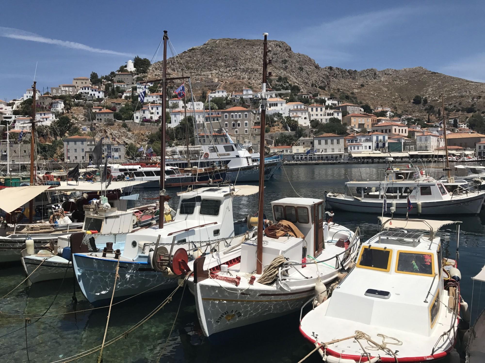 séjour balnéaire Golfe de Corinthe Grèce