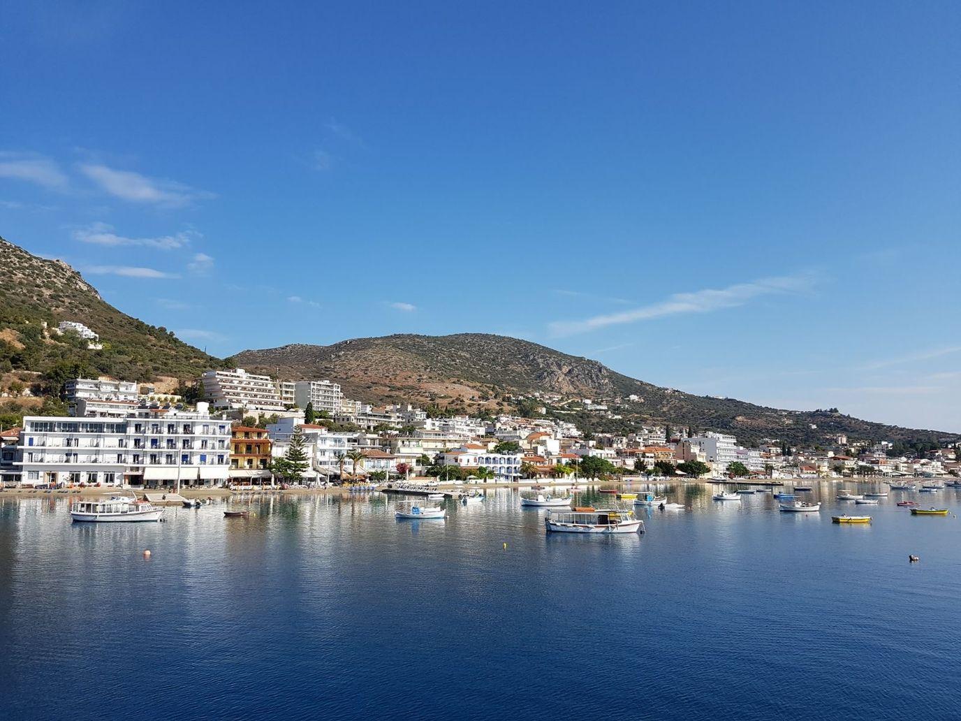 voyage en Grèce dans le Péloponnèse