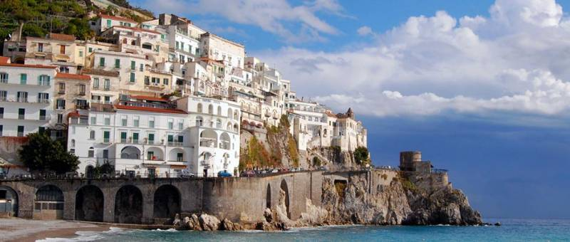 voyage dans le Sud de l'Italie Mai 2017