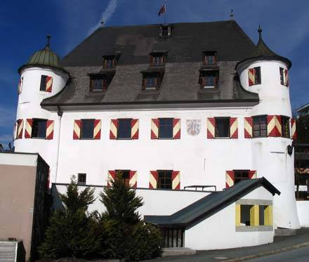 Tyrol et Bavière avec visite des chateaux de Louis II de Bavière 6 jours Mai 2016
