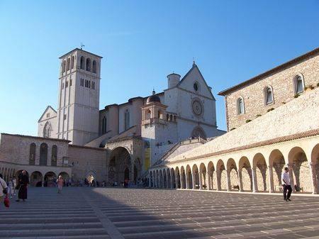 voyage de pèlerinage à Cascia et San Giovanni Rotondo