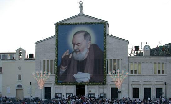 Basilique Padre Pio a San Giovanni Rotondo