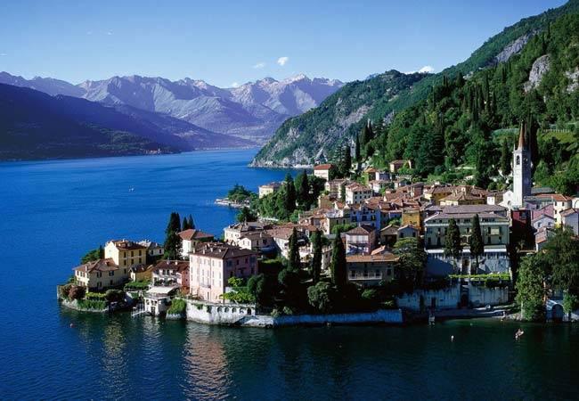 Circuit dans la région des lacs Italiens et suisses  7 jours du 21 au 27 Mai 2018