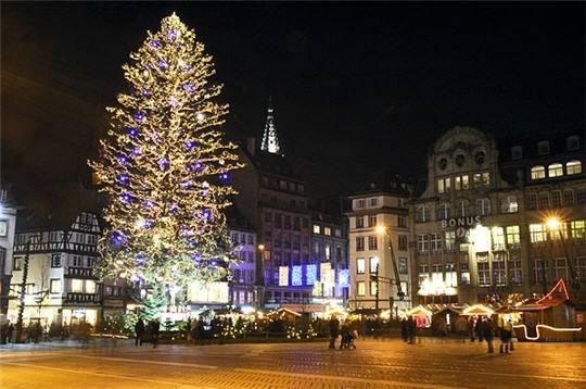 noel 2018 alsace Marchés de Noël en Alsace 4 jours du 12 au 15 Décembre 2018  noel 2018 alsace