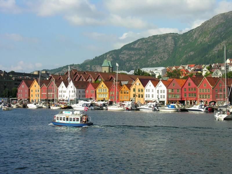 Circuit Norvège Fjord grand Panorama 8 jours - départ le 21/08/17