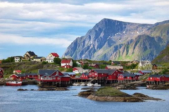 Voyage en Norvège Fjord 2016 durée de 8 jours