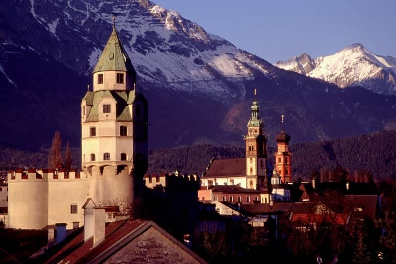 marchés de Noël au Tyrol et à Salzbourg Décembre 2015