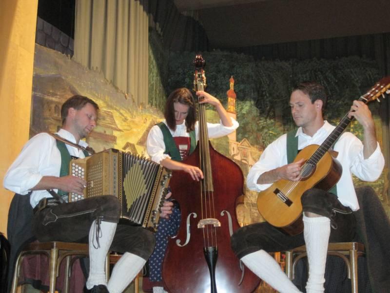 soirée Tyrolienne - marchés de Noël au Tyrol en Autriche