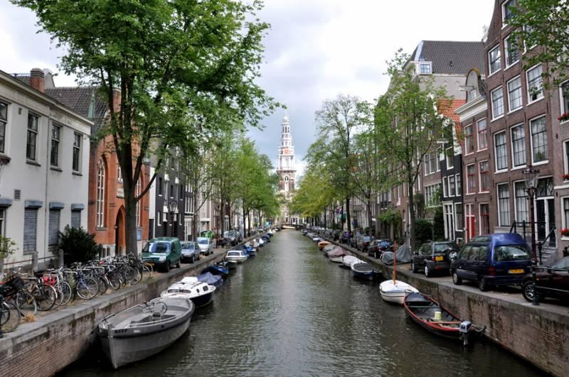 Séjour à Amsterdam sur les traces d'Anne Frank et de Van gogh du 12 au 16 Avril 2016