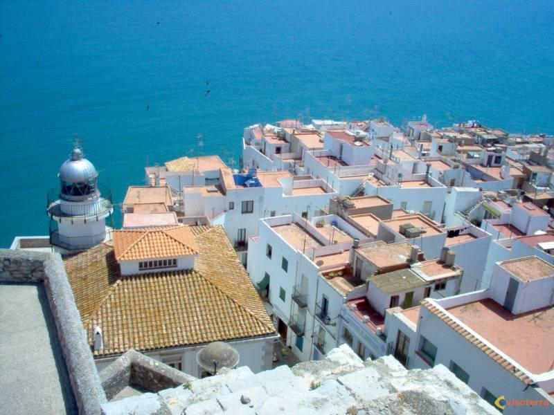 Séjour à Peñiscola en Espagne sur la Costa del Azahar -  5 jours du 20 au 24 Avril 2017