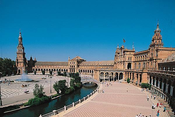 Circuit en Andalousie: les trésors artistiques du sud de l'Espagne  du 01 au 08 Octobre 2017