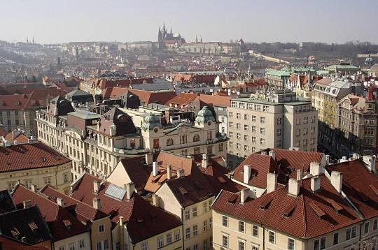 voyage à Prague en République Tchèque en Septembre 2017