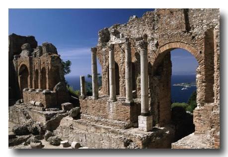 Grand tour de Sicile, volcans Etna et Taormine et d'autres merveilles de Sicile
