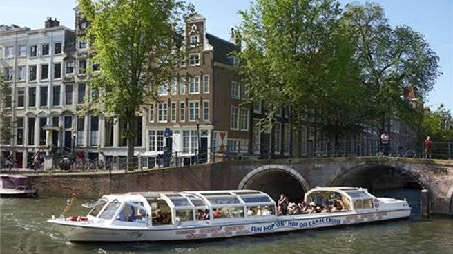 Circuit d'Amsterdam du 04 au 08 Mai 2017