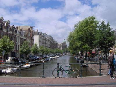 Sur les traces d'Anne Frank et de Van gogh