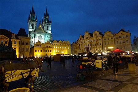 Marchés de Noël à Prague  4 jours du 10 au 13 Décembre 2018
