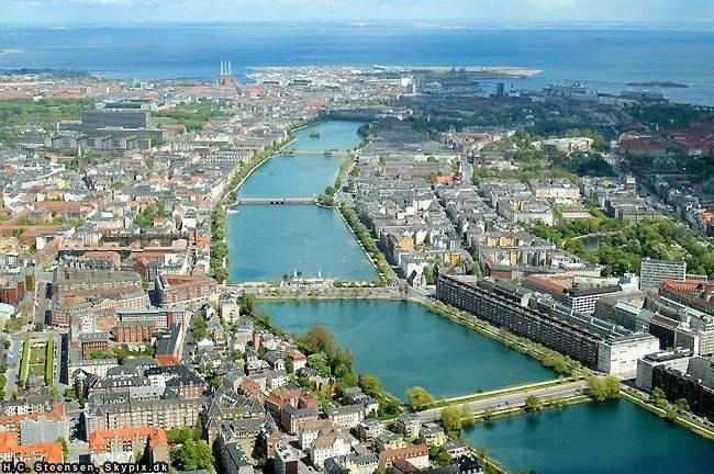 Séjour à COPENHAGUE, la ville des vélos et voiliers. Circuit pendant 5 jours du 24 au 28 JUIN 2015