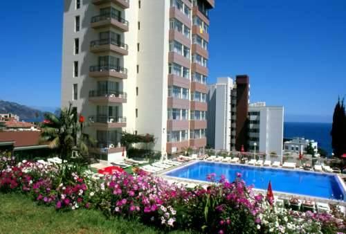 séjour à l'hôtel Estrelicia à Funchal
