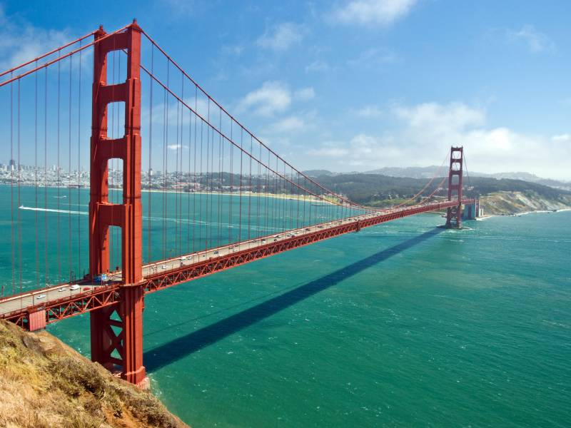 circuit Ouest .Amérique avec visite de San Francisco