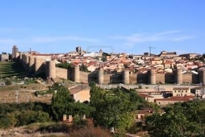 voyage à Madrid et Avila en Castilla septembre 2015