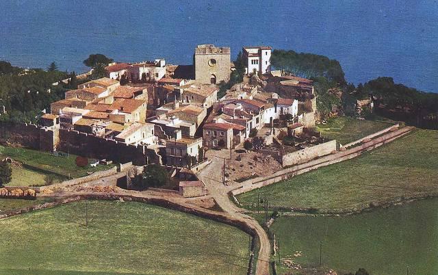 Village de Sant Marti d'Empuries