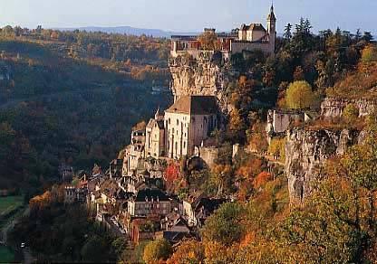 Séjour gastronomique dans le Périgord Noir à Rocamadour  4 jours du 09 au 12 Octobre 2017