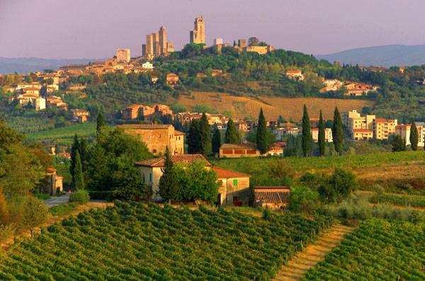 Séjour en Toscane 4 jours/3 nuits  du 17 au 20 Septembre 2017