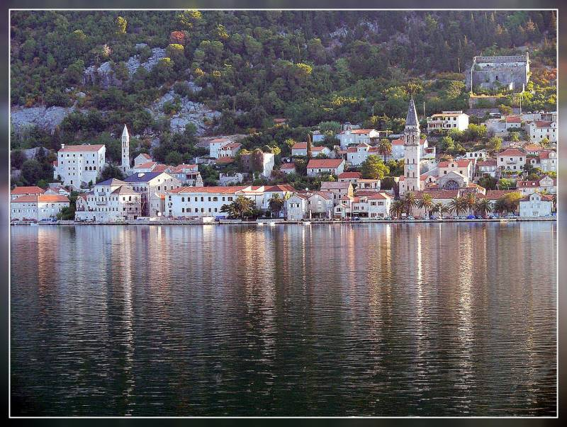 Village de Perast