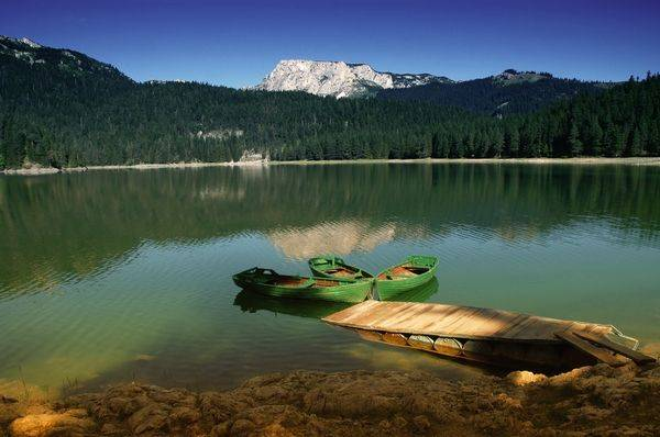 Lac des Balkans