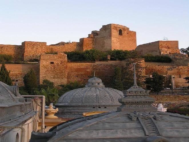 Chateau Gibralfaro