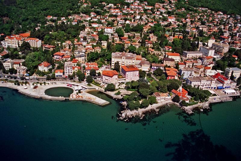Opatija séjour en Croatie Mai 2016