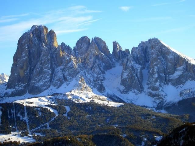 voyage au coeur des Dolomites en Juin 2016
