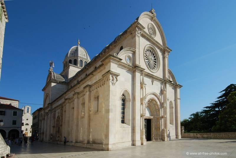 voyage en Dalmatie avec visite de Šibenik Mai 2016