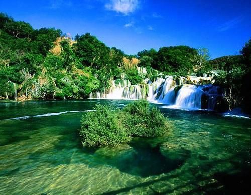 Circuit Croatie avec visite du parc national de Krka
