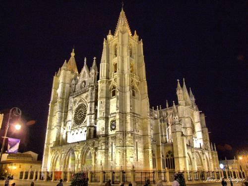 Cathédrale Gothique de Léon