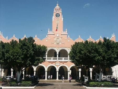 Mairie de Mérida