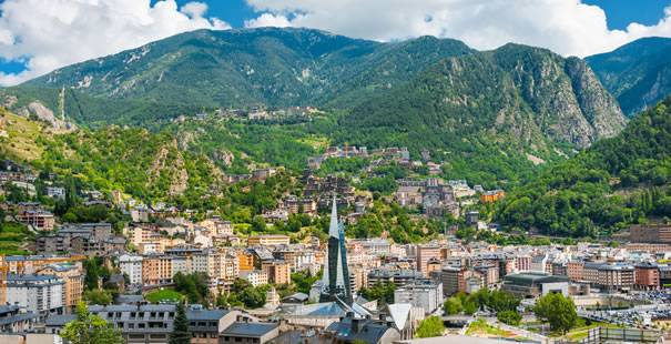 WEEK-END SHOPPING EN ANDORRE  2 jours