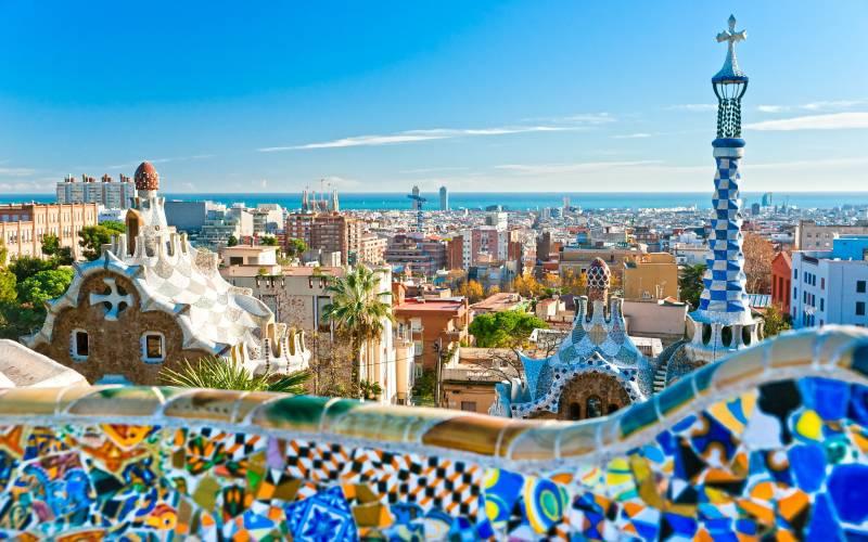 voyage pour les soldes à Barcelone