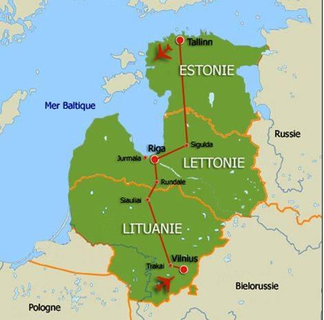 circuit des Pays Baltes