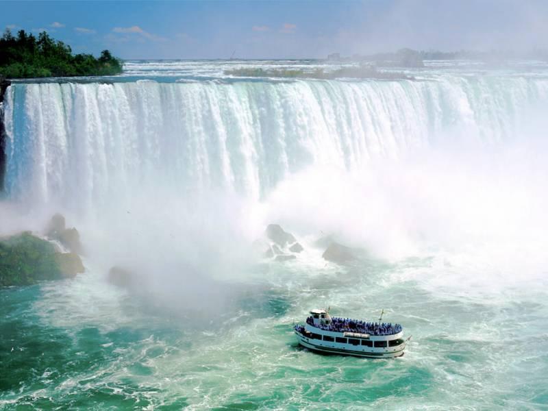 Excursions aux chutes du Niagara