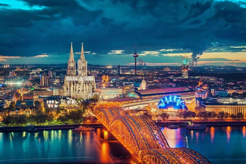 Circuit en Allemagne avec Berlin, Cologne et la vallée du Rhin Juin 2015