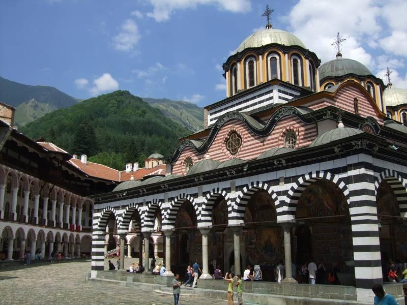 Circuit Bulgarie - sur les chemins des monastères 8 jours du 13 au 20 Septembre 2017
