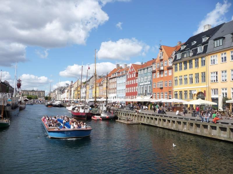 copenhague capitale du danemark