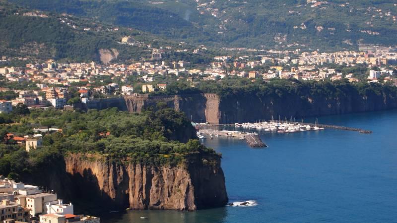 Sorrente-italie du sud- Mai 2016