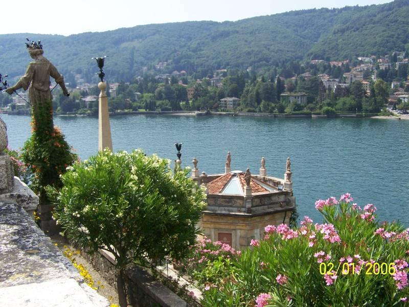 Symphonie des lacs italiens 6 jours  du 15 au 20 Mai 2017